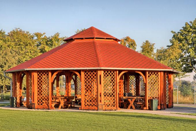 Domek Grillowy